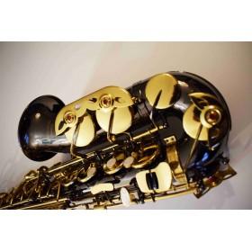 Saxophone : Alto nickel...