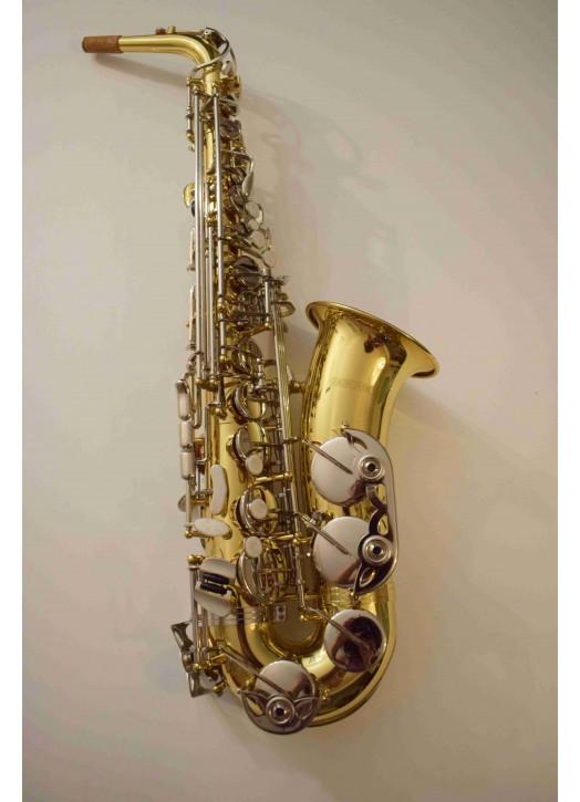 Saxophone Alto d'ETUDE doré bicolore 6430 LN