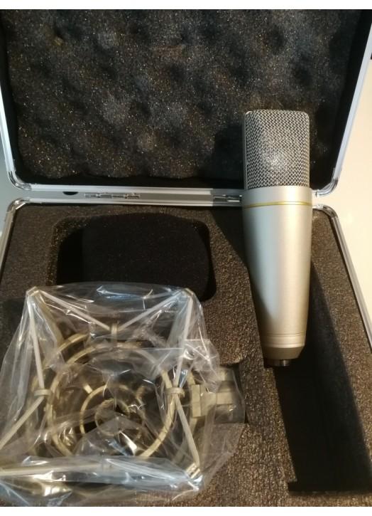 microphone de prise de studio haute qualité