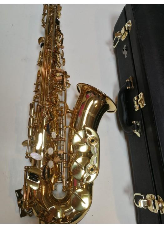 Saxophone Alto d'ETUDE doré 6430 L : BEST SELLER