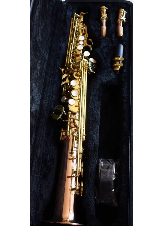 Saxophone Soprano couleur cuivre 6433 GB